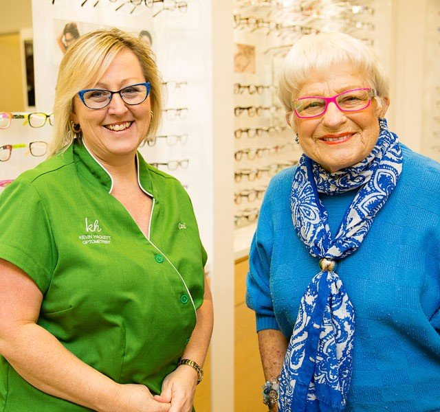 Kevin Hackett Optometrist