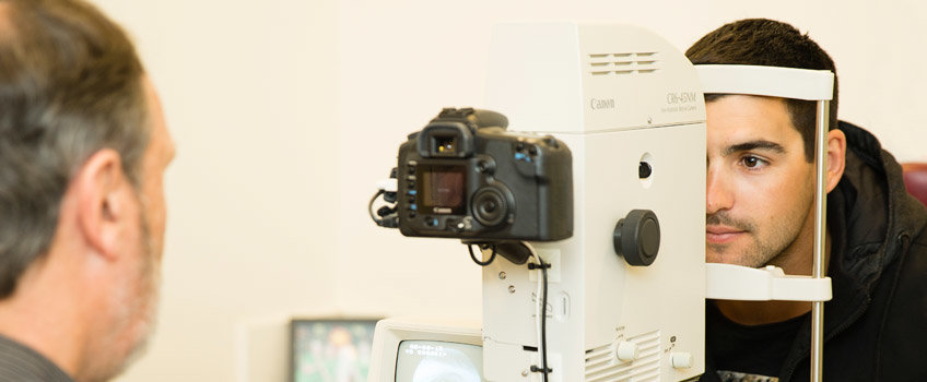 Kevin Hackett Optometrist - Our Technolgy