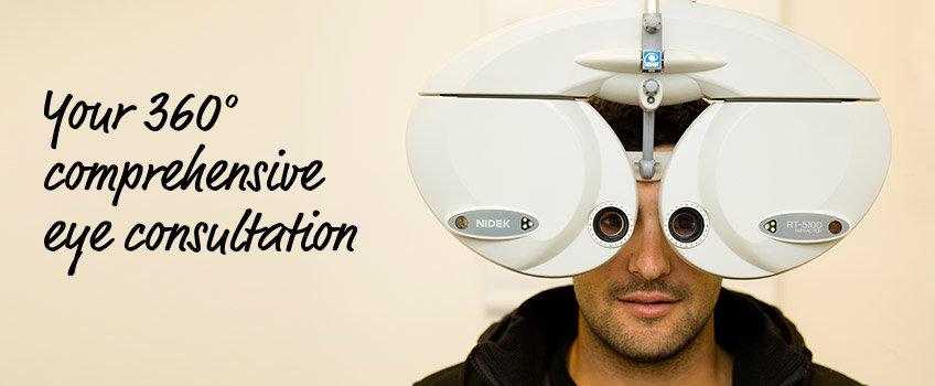 Eyecare Kevin Hackett Optometrist