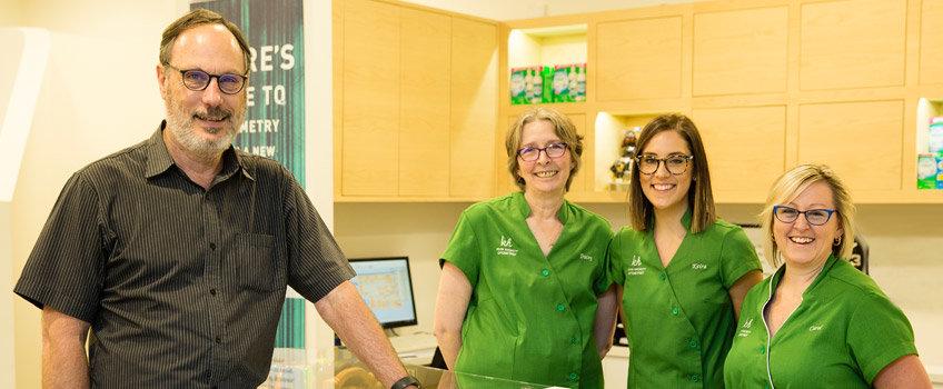 Kevin Hackett Optometrist - Why Choose Us